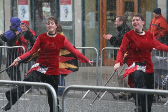 Band Parade in Limerick 2007